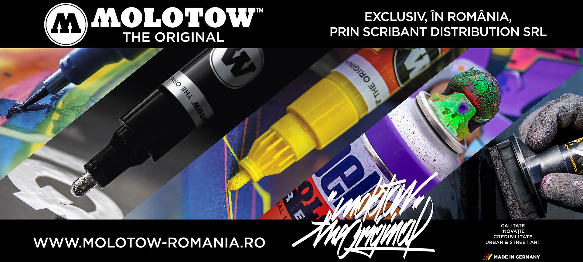 Molotow banner