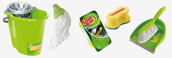 Produse pentru curățenie