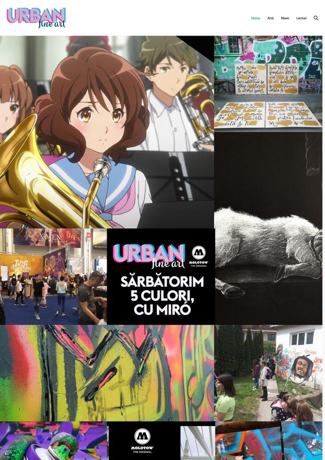 Blogul UrbanFineArt